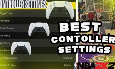 NBA 2K21 Best Controller Settings